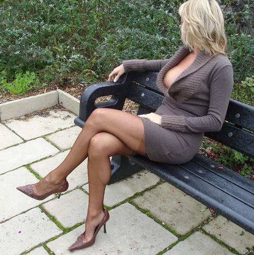 private Sextreffen im Freien